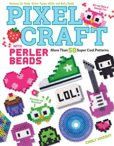 Pixel Craft with Perler Beads
