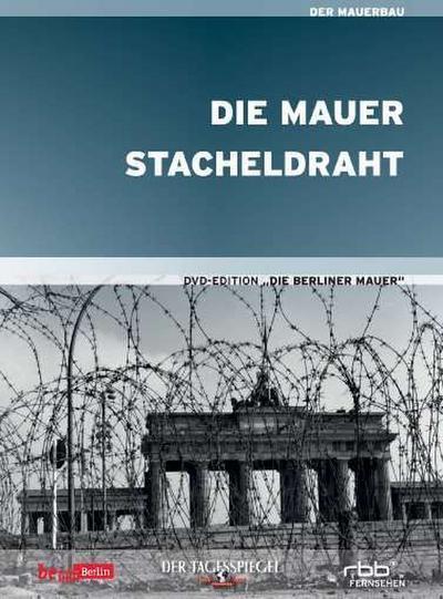 Die Mauer & Stacheldraht, 1 DVD