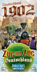 Zug um Zug Deutschland 1902