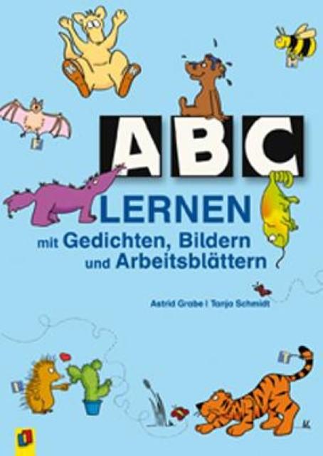 ABC lernen, Astrid Grabe