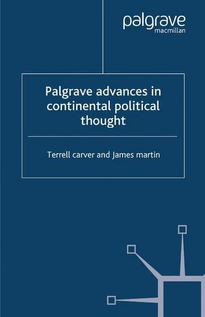 Palgrave Advances in Continental Political Thought