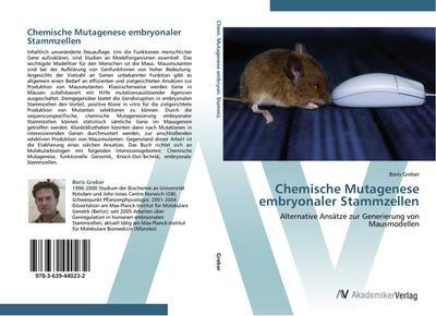 Chemische Mutagenese embryonaler Stammzellen