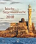 Irische Segenswünsche 2018 Postkartenkalender