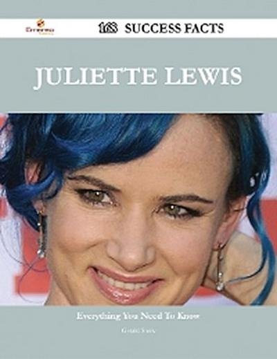 Juliette Lewis 168 Success Facts - Everything you need to know about Juliette Lewis