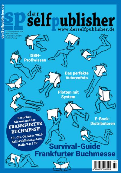 der selfpublisher 3, 3-2016, Heft 3, September 2016