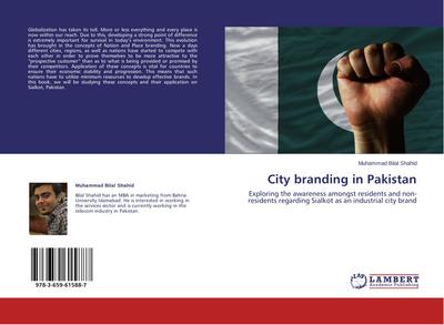 City branding in Pakistan