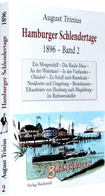 Hamburger Schlendertage 1896 - Band 2, August Trinius