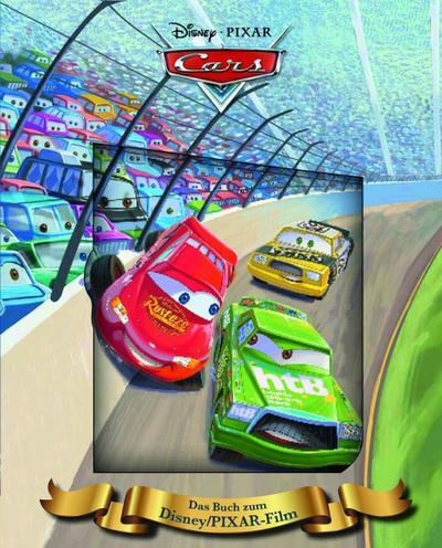 Disney - Magical Story Pixar Cars: mit Kippbild - Parragon - Gebundene Ausgabe, Deutsch, Parragon, mit Kippbild, mit Kippbild
