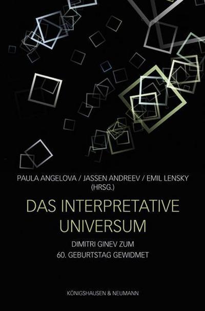 Das interpretative Universum
