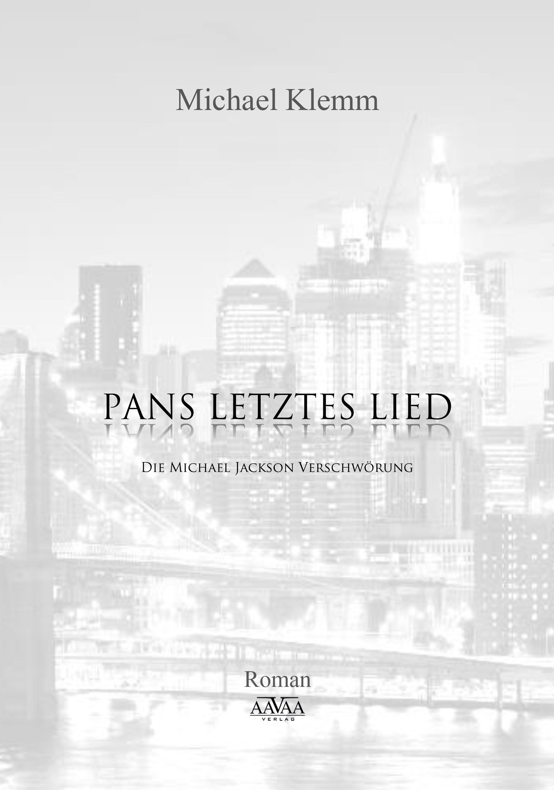 Pans letztes Lied   Michael Klemm    9783845911199