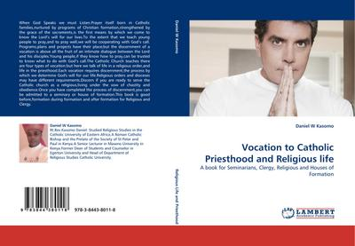 Vocation to Catholic Priesthood and Religious life