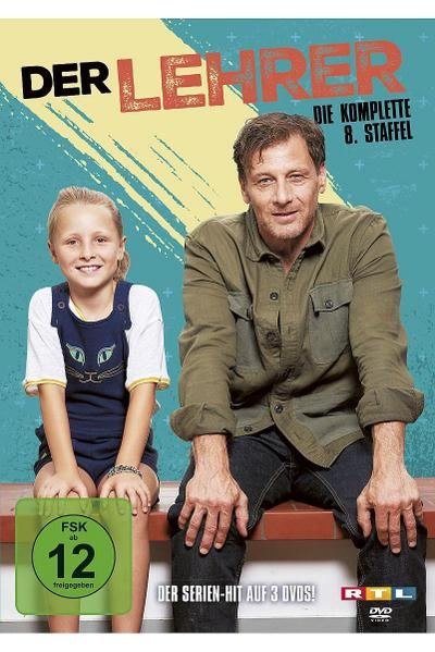 Der Lehrer - die komplette 8. Staffel (RTL)