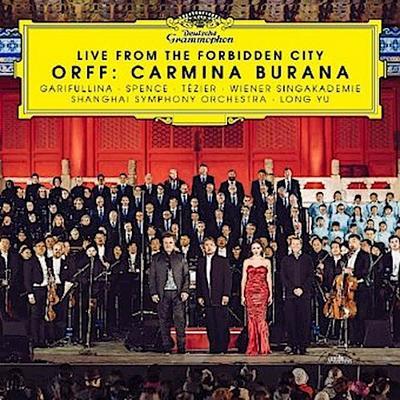 Carmina Burana (Live from the Forbidden City), 1 Audio-CD