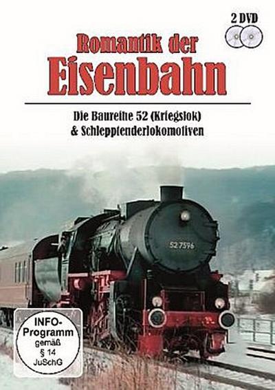 Die Baureihe 52 (Kriegslok) & Schlepptenderlokomot
