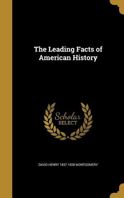 LEADING FACTS OF AMER HIST