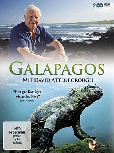 Galapagos - Mit David Attenborough