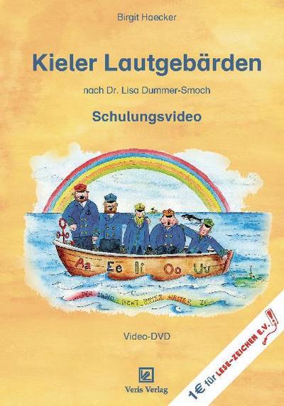 Kieler Lautgebärden - Schulungs-DVD, 1 DVD