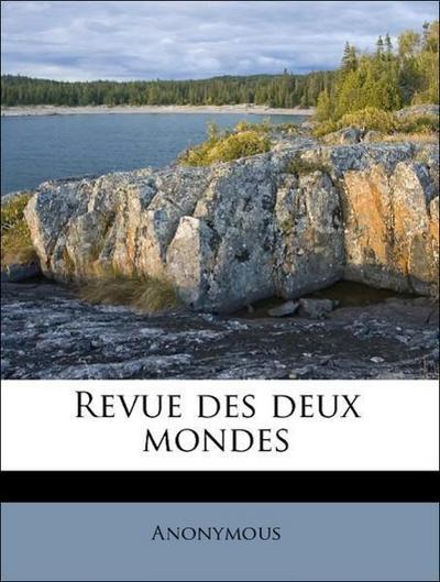 Revue des deux mondes Volume 1852:5