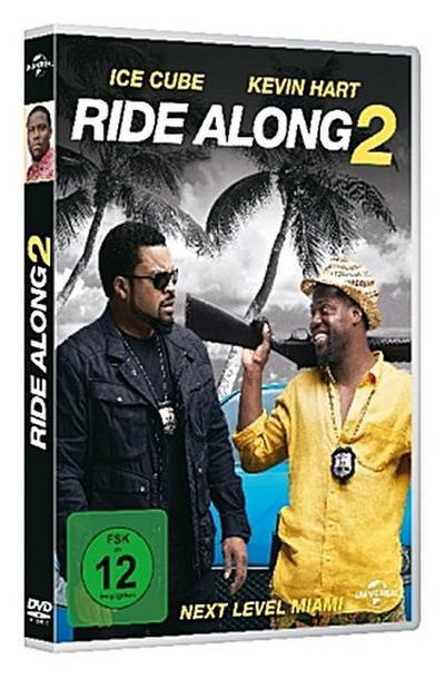 Ride Along: Next Level Miami, 1 DVD