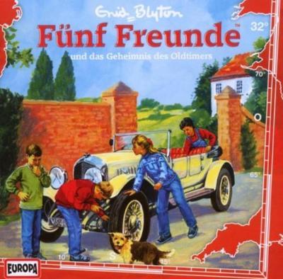 Fünf Freunde 032: ... und das Geheimnis des Oldtimers
