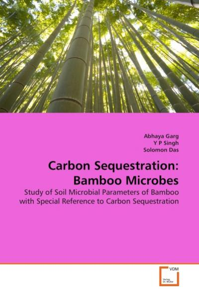 Carbon Sequestration: Bamboo Microbes