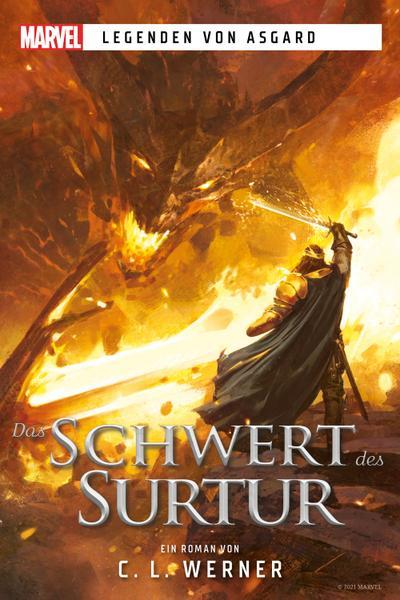 Marvel   Legenden von Asgard - Das Schwert des Surtur