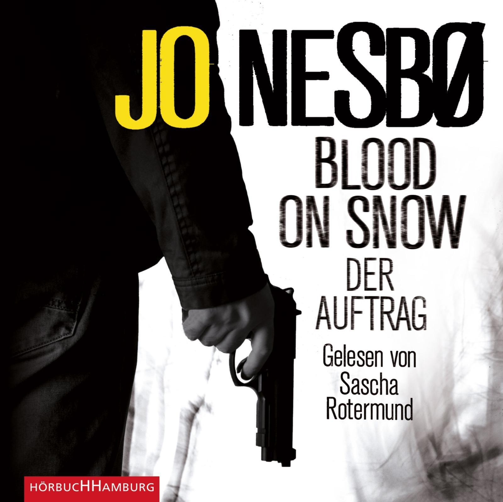 NEU Blood on Snow - Der Auftrag Jo Nesbø 130013