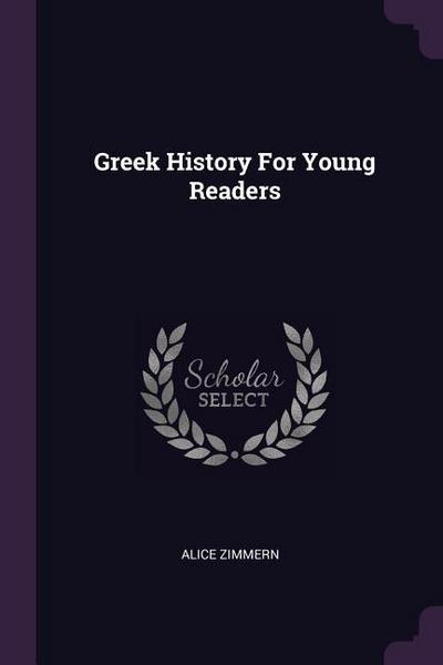 Greek History for Young Readers