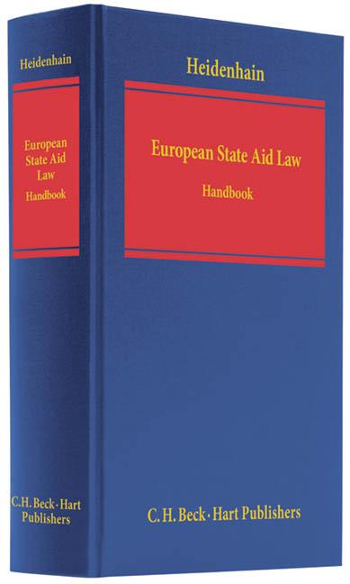 European State Aid Law Martin Haidenhain