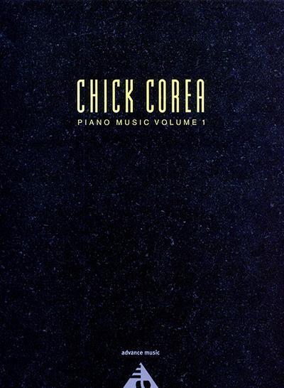 Chick Corea Piano Music