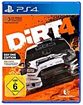 DiRT 4 Day One Edition (PlayStation PS4)