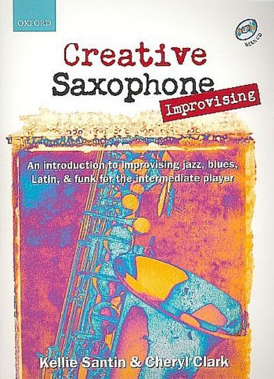 Creative Saxophone Improvising + CD
