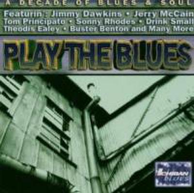 Play The Blues !-12 Tr.-