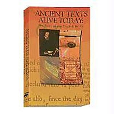 Kerr, J: ANCIENT TEXTS ALIVE TODAY
