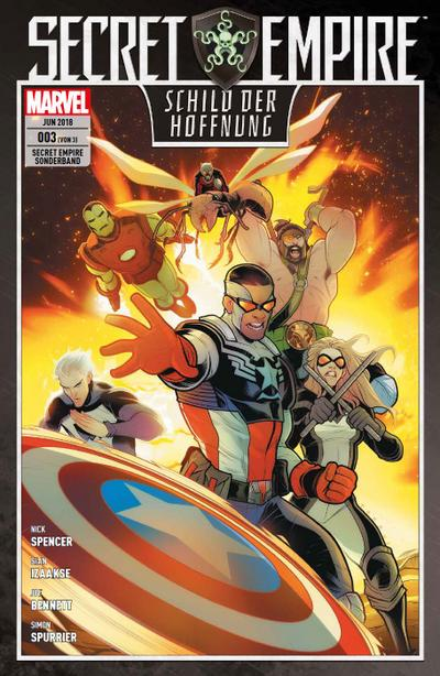 Secret Empire Sonderband