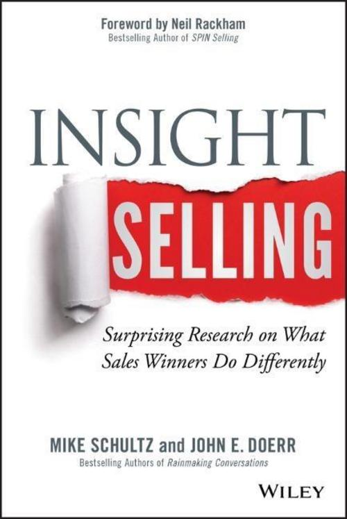 Insight Selling - Mike Schultz -  9781118875353