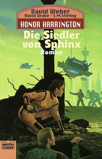 Honor Harrington 8. Die Siedler von Sphinx