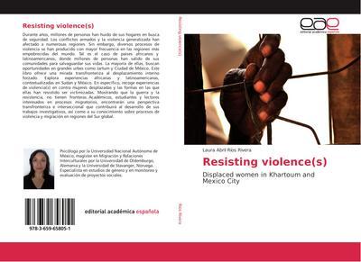 Resisting violence(s)