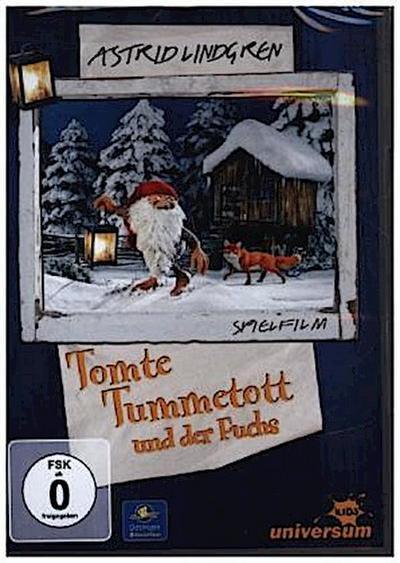 Astrid Lindgren: Tomte Tummetott und der Fuchs