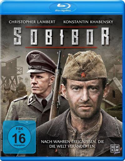 Sobibor, 1 Blu-ray