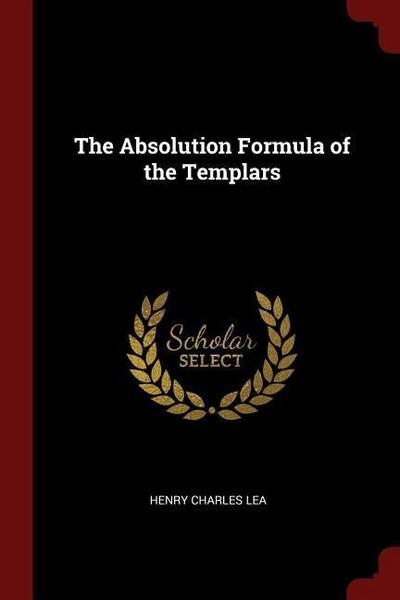 The Absolution Formula of the Templars