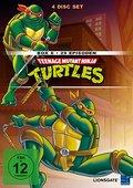 Teenage Mutant Ninja Turtles. Box.6, 4 DVD