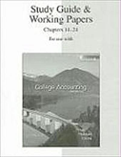 Price, J: SG & WORKING PAPERS FOR USE W/