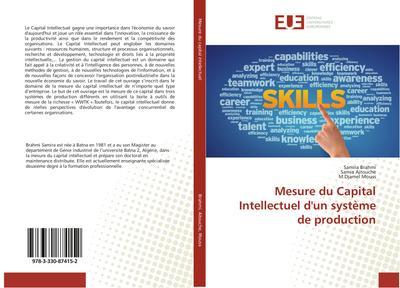 Mesure du Capital Intellectuel d'un système de production