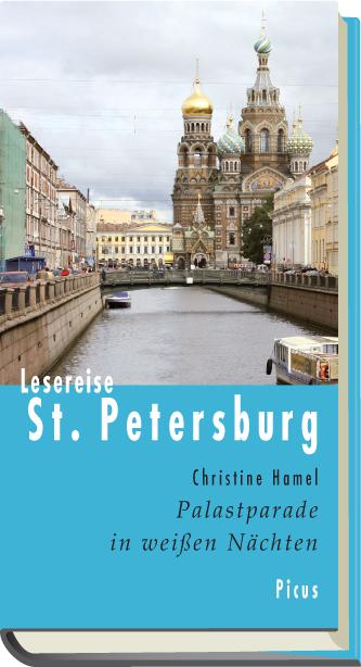 Lesereise St. Petersburg Christine Hamel