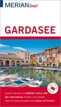 MERIAN live! Reiseführer Gardasee; Mit Extra-Karte zum Herausnehmen; MERIAN live; Deutsch