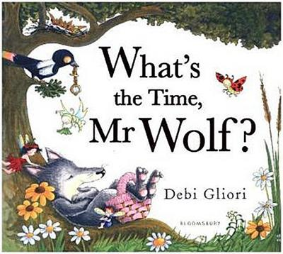 What's the Time, Mr Wolf?