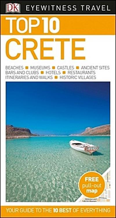 DK Eyewitness Top 10 Travel Crete