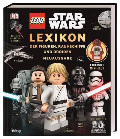 LEGO® Star Wars(TM) Lexikon der Figuren, Raumschiffe und Droiden