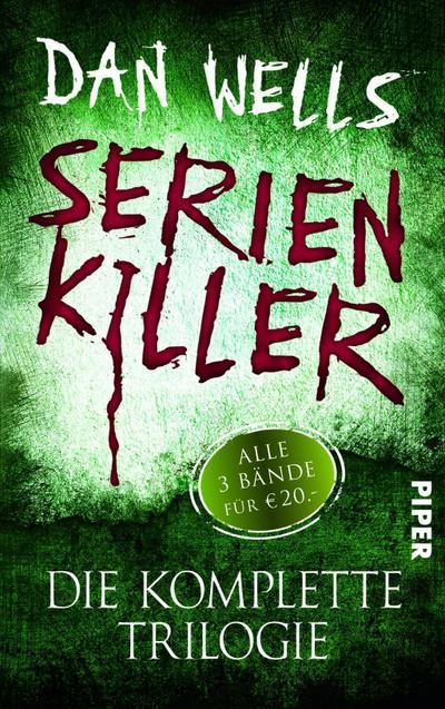 Serienkiller. Die komplette Trilogie